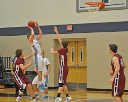 Chanute / Joplin Basketball 2012